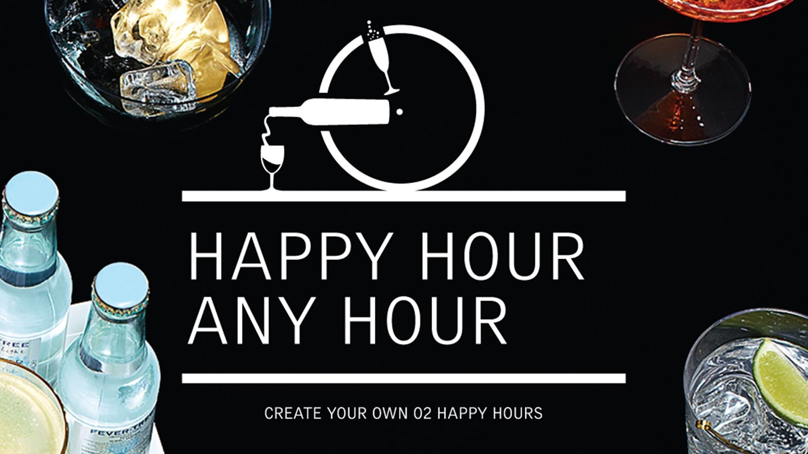 Happy Hour Any Hour